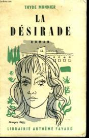 La Desirade. - Couverture - Format classique