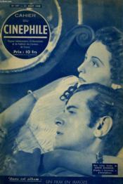 Cahier Du Cinephile N°107 - Greve D'Amour - Couverture - Format classique