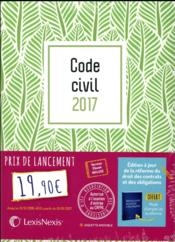 Vente  Code civil (édition 2017)  - Laurent Leveneur