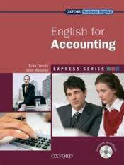 Vente  Express: english for accounting student's book and multirom  - Xxx