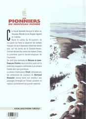 Les pionniers du nouveau monde t.12 ; le murmure des grands arbres - 4ème de couverture - Format classique