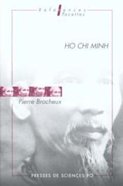 Ho Chi Minh - Couverture - Format classique
