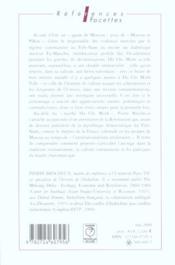Ho Chi Minh - 4ème de couverture - Format classique