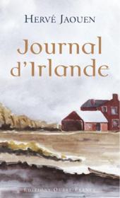 Journal d'irlande - Couverture - Format classique
