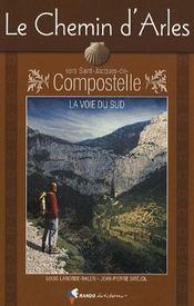 Aed chemin d'arles vers saint-jacques - Intérieur - Format classique