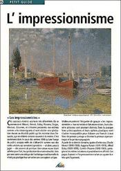 L'Impressionisme - Couverture - Format classique