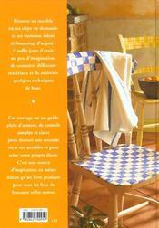 Recuperer Et Renover - 4ème de couverture - Format classique