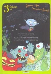 Petit Vampire T.2 ; Docteur Marguerite - Couverture - Format classique