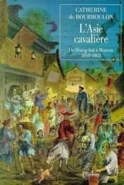 L Asie Cavaliere - Couverture - Format classique