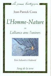 L'homme-nature ou l'alliance avec l'univers - Intérieur - Format classique