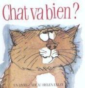 Chat Va Bien ? - Couverture - Format classique