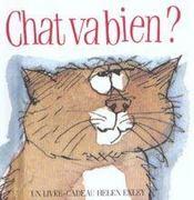 Chat Va Bien ? - Intérieur - Format classique