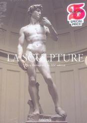 La sculpture ; de l'Antiquité au XX siècle - Intérieur - Format classique