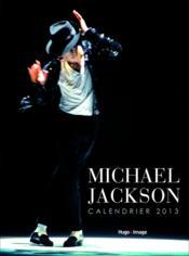 Calendrier mural Michael Jackson 2013 - Couverture - Format classique