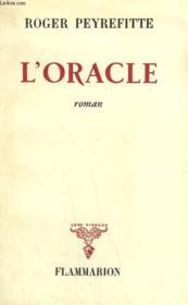 L'Oracle. - Couverture - Format classique
