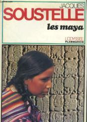 Les Maya. Collection : L'Odysee. - Couverture - Format classique