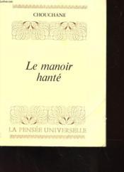 Le Manoir Hante - Couverture - Format classique