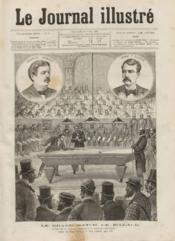 Journal Illustre (Le) N°17 du 25/04/1880 - Couverture - Format classique