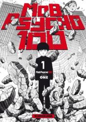 Vente livre :  Mob psycho 100 T.1  - One