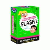 Vente livre :  Les incollables ; jeu de multiplications flash !  - Collectif