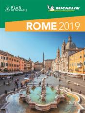 Vente livre :  LE GUIDE VERT ; WEEK-END ; Rome (édition 2019)  - Collectif Michelin