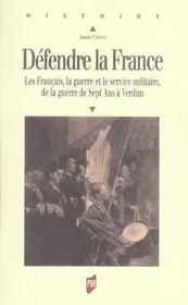 Defendre La France - Intérieur - Format classique