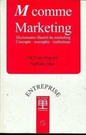 M Comme Marketing - Couverture - Format classique