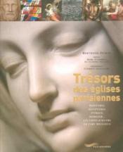 Trésors des églises parisiennes - Couverture - Format classique