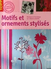 Motifs et ornements stylisés - Intérieur - Format classique