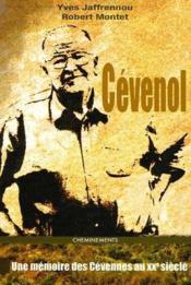 Cévenol - Couverture - Format classique