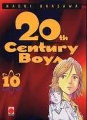 20th century boys t.10 - Intérieur - Format classique