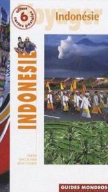 Indonésie - Couverture - Format classique