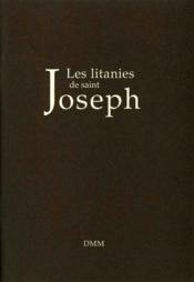 Sur les litanies de st joseph - Couverture - Format classique