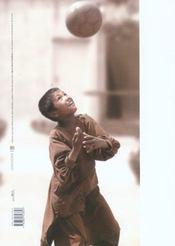 Enfants D Afghanistan - 4ème de couverture - Format classique