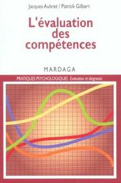 Vente  Evaluation Des Competences  - Aubret/Gilbert