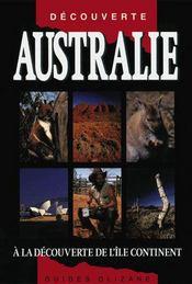 Australie - Intérieur - Format classique