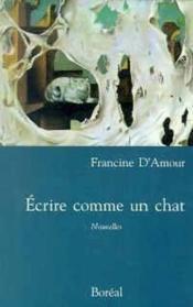 Ecrire Comme Un Chat - Couverture - Format classique