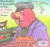 Porc De Peche - 4ème de couverture - Format classique