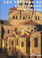 Les tresors de l'auvergne romane - Intérieur - Format classique
