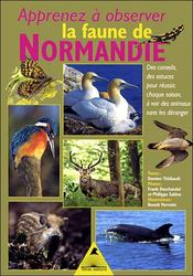 Apprenez à observer la faune de normandie - Intérieur - Format classique