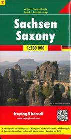 Sachsen, Saxony - Couverture - Format classique