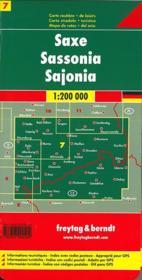 Sachsen, Saxony - 4ème de couverture - Format classique