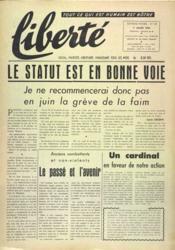 Liberte N°88 du 01/03/1963 - Couverture - Format classique