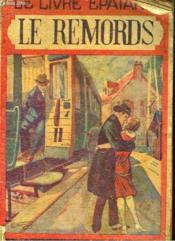 Le Remords - Couverture - Format classique
