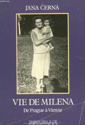 Vie De Milena - Couverture - Format classique