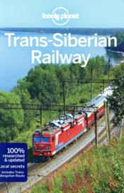 Vente  Trans-siberian railway (6e édition)  - Collectif Lonely Planet