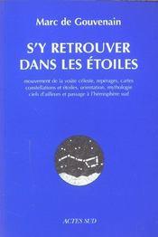 S'Y Retrouver Dans Les Etoiles - Intérieur - Format classique
