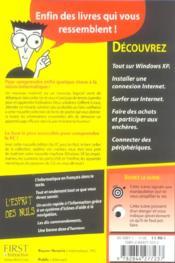 Pc - 4ème de couverture - Format classique