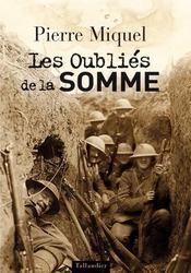 Les oubliés de la Somme - Intérieur - Format classique