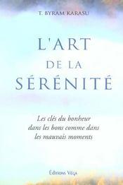 L'Art De La Serenite - Intérieur - Format classique